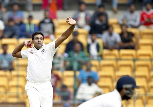 Ravichandran Ashwin Test cricket
