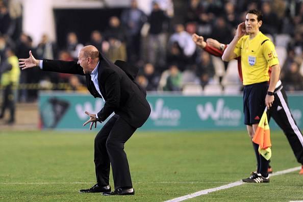 Real Betis Pepe Mel sacked