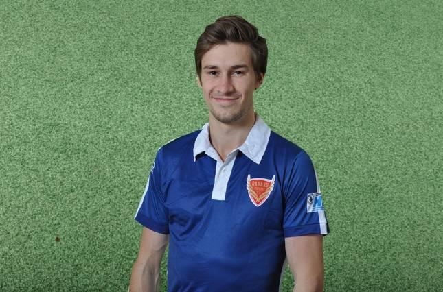Florian Fuchs Dabang Mumbai Hockey India League