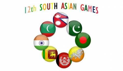 Nepal women football 12th South Asian Games