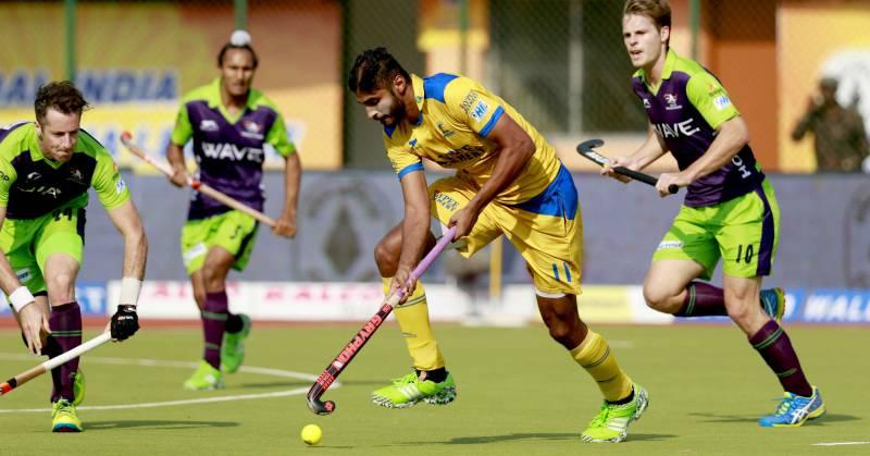 Jaypee Punjab Warriors beat Delhi Waveriders, in finals of Hockey India League 2016