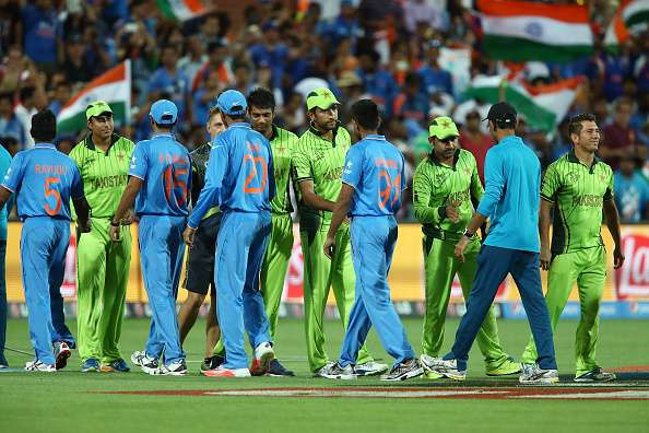 India vs Pakistan - Live streaming
