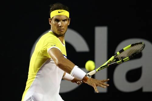 Rafa Nadal Rio Open 2016