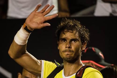 Rafa Nadal loses Rio Open semi