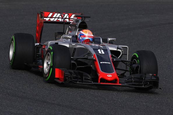 Haas F1 VF16 2016