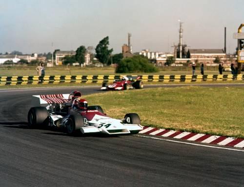 Niki Lauda Formula One debut  1973