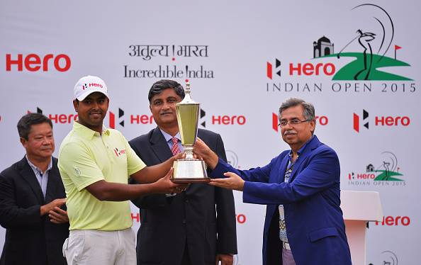 Anirban Lahiri will be looking for a repeat performance this year