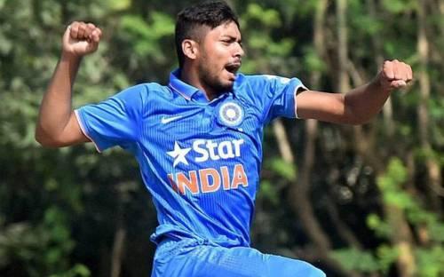 Avesh Khan India Cricket