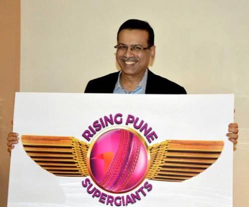 Rising Pune Supergiants logo owner
