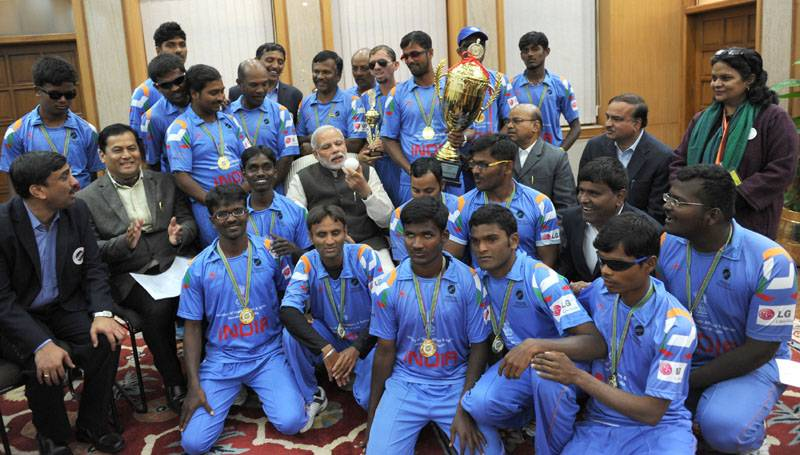 India Has World S Best Blind Cricket Team But Players Are