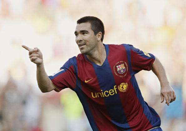 Former Barcelona Star Deco Reveals The Three Players That