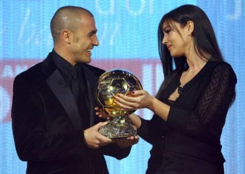 fabio cannavaro 2006 ballon d'or winner