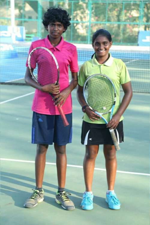 HCL Inter-School Tennis Challenge
