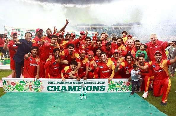 Islamabad United Pakistan Super League PSL