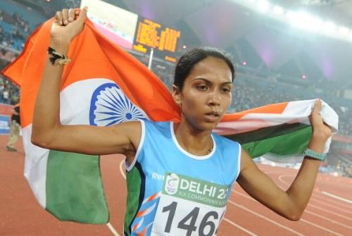 Kavita Raut Rio Olympics 2016.