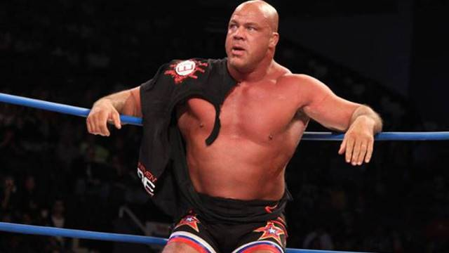 Will the farewell tour of kurt angle end on a bad note - Pictures of kurt angle ...
