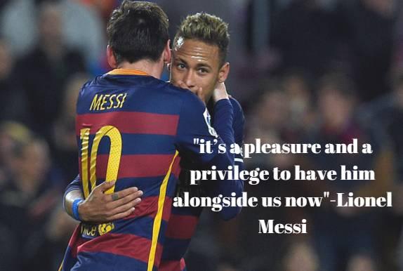 #1 Lionel Messi