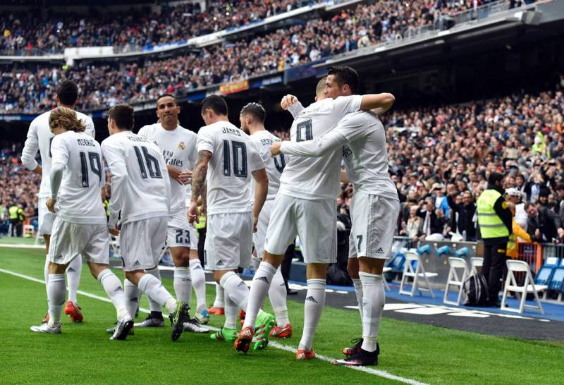 Player Ratings Real Madrid 2: Real Madrid 4-2 Athletic Bilbao: Player Ratings