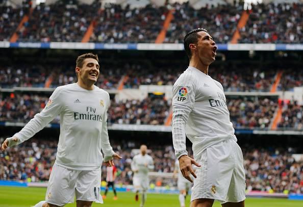 """Ronaldonun qolu """"Real""""ı məğlubiyyətdən xilas etdi - <font color=#ff0000>VİDEO</font></strong>"""
