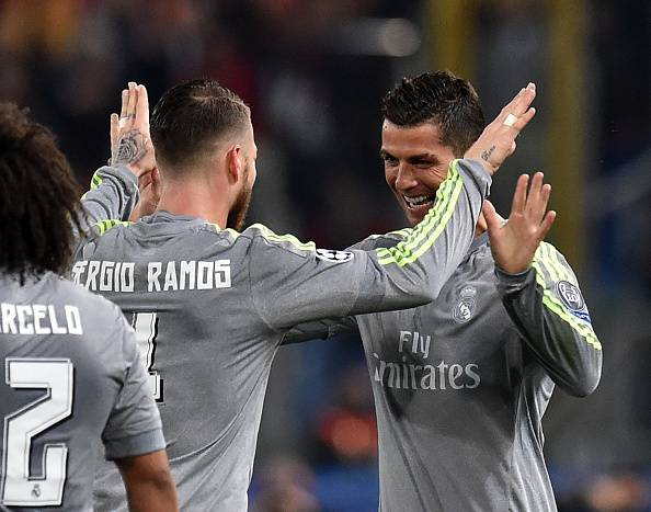 Player Ratings Real Madrid 2: AS Roma 0-2 Real Madrid: Player Ratings