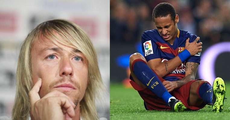 Guti Neymar Oscar Barcelona Real Madrid