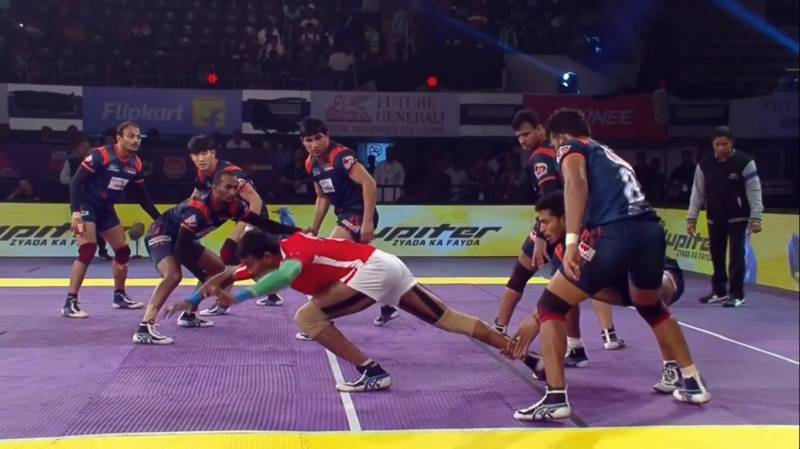 Bengal Warriors 34-17 Dabang Delhi; Kashiling Adake stars in the Eagles' loss