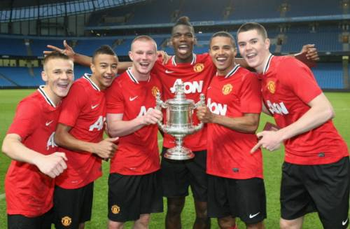 The good times for Pogba and United