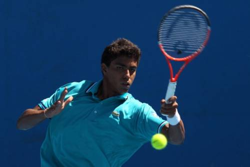 Thiago Monteiro pulled off a shock win