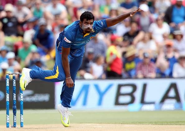 Thisara Perera Sri Lanka Cricket