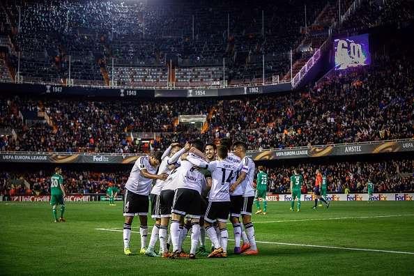 valencia europa league