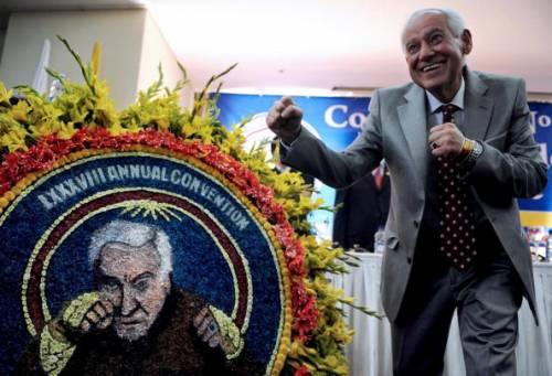 Gilberto Jesus Mendoza – President of WBA