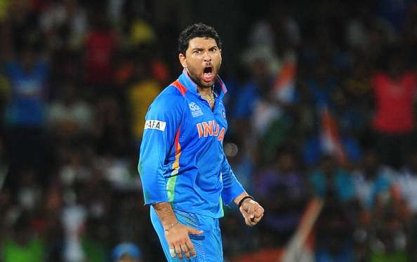 Yuvraj Singh's record against Pakistan in T20 internationals [Stats]