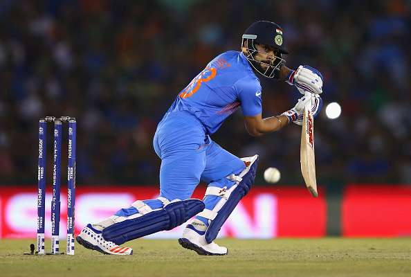 Virat Kohli single handedly took India to the semi finals of the ICC World T20 2016