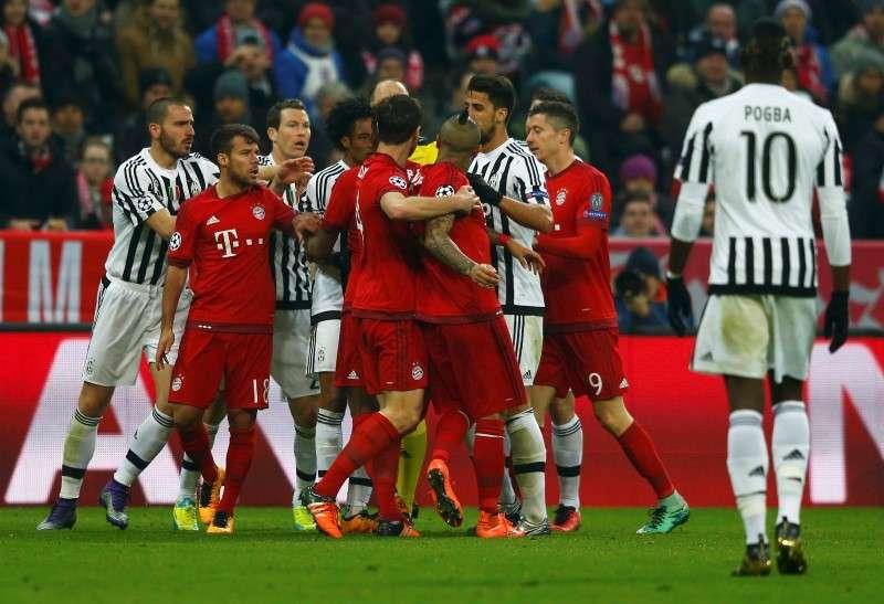 Juventus v Bayern Munich