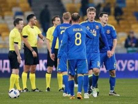 b64f7b66b Football Soccer - Ukraine v Wales - International Friendly - NSK  Olympiyskiy Stadium