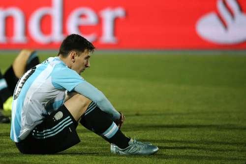 Messi Argentina Martino