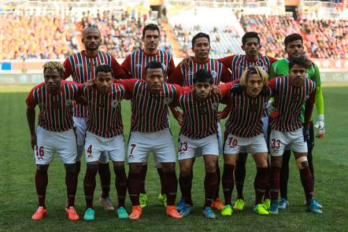 Mohun Bagan AFC Cup South China