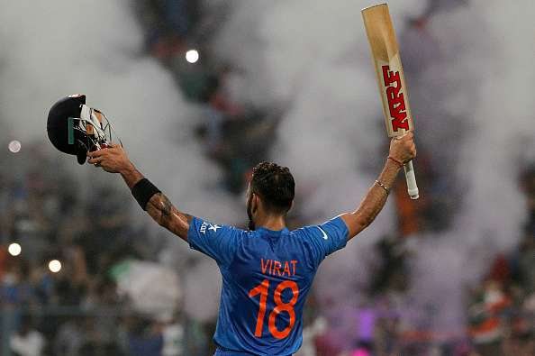 India vs Pakistan T20 2016 Highlights: Virat Kohli chases for India once again [Video]