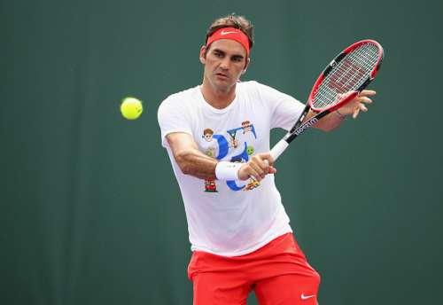 Roger Federer Miami 2016