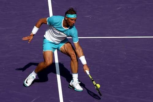 Rafael Nadal Dzumhur Miami 2016