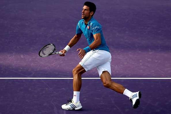 Novak Djokovic 2016 Miami