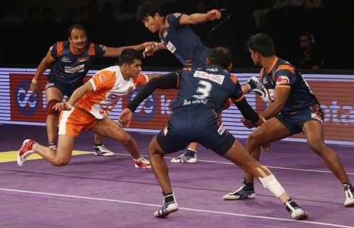 Puneri Paltan vs Bengal Warriors