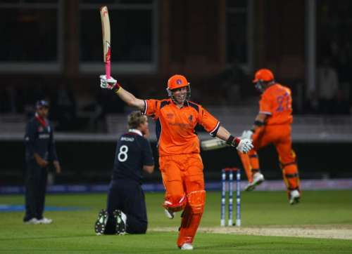 England vs Netherlands World T20 2009