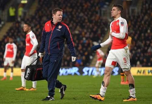 Gabriel injury