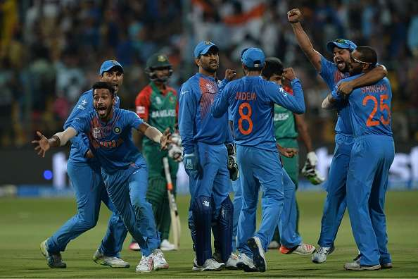 India vs Bangladesh Match Highlights, T20 World Cup 2016: India win by 1 run in thrilling last-ball encounter