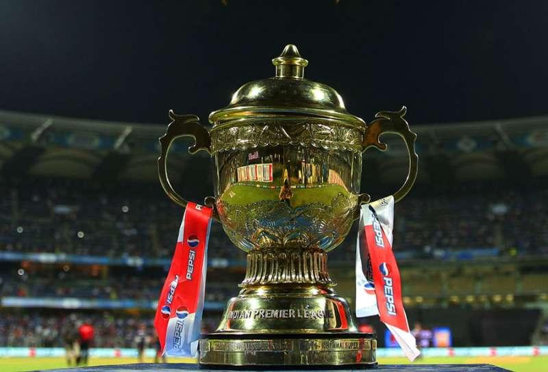 New Delhi The Next Stop For IPL Trophy Tour