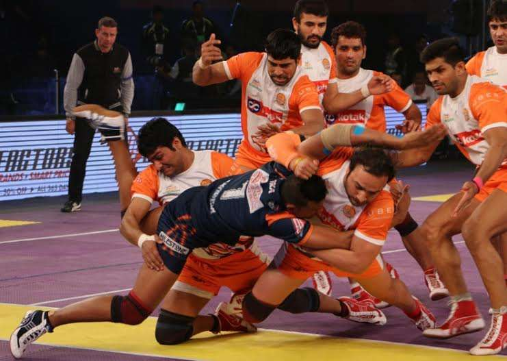 Puneri Paltan finish 3rd in Star Sports Pro Kabaddi with a 31-27 win over Bengal Warriors