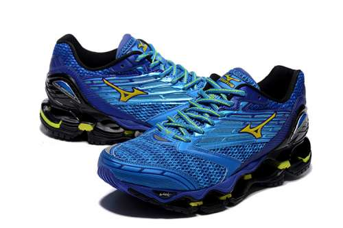 aa3921828d55 #10 Mizuno Wave Prophecy 5. Most expensive shoes in India