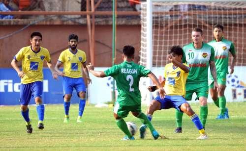 Mumbai FC Salgaocar FC