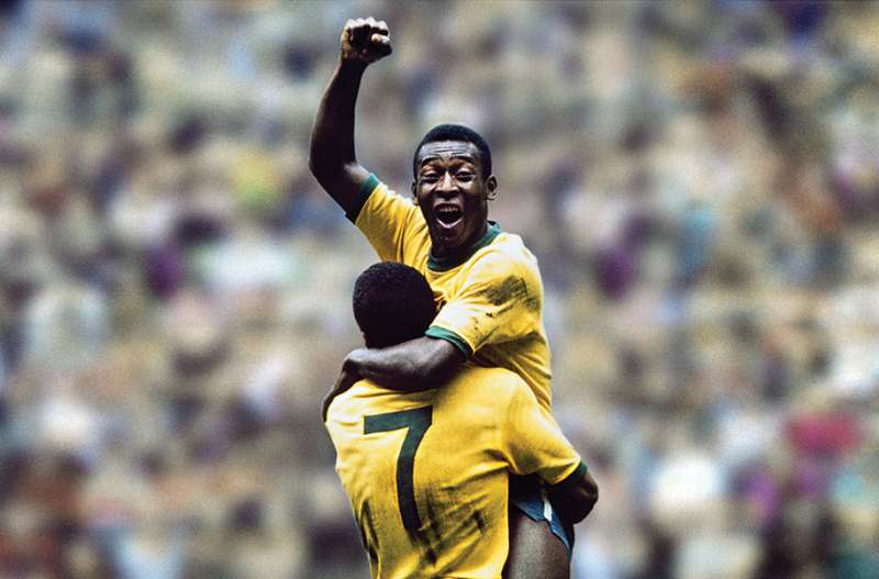 Image result for pele world cup